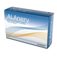 Alanerv softgel integratore 20 capsule