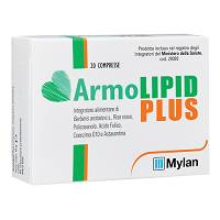 ARMOLIPID Plus Integratore 20 compresse