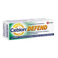 CEBION Defend 12 compresse eff.