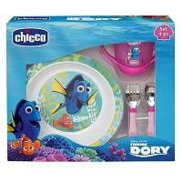 CH SET PAPPA DORY ROSA 18+