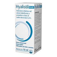 HYALISTIL PLUS GTT OCUL 10ML