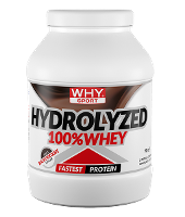 HYDROLIZED 100% WHEY BLACK CHO