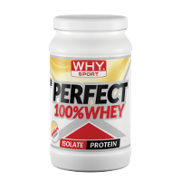 PERFECT 100%WHEY VANIGLIA 450G