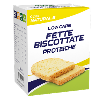 WHYNATURE FETTE BISC PROT 120G