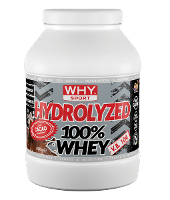 WHYSPORT HYDROLYZED 100% VANIG