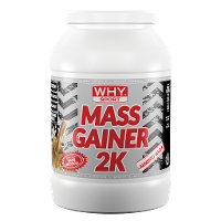 WHYSPORT MASS GAINER 2K WAFERN