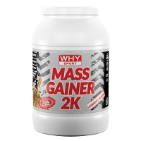 WHYSPORT MASS GAINER VAN 2000G