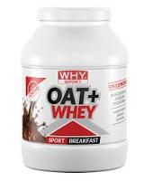 WHYSPORT OAT+WHEY CACAO 750G