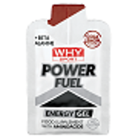 WHYSPORT POWER FUEL COLA LIMON