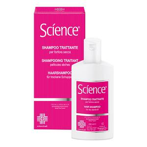 SCIENCE Shampoo forfora secca 200ml