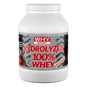 WHYSPORT HYDROLYZED 100% CACAO