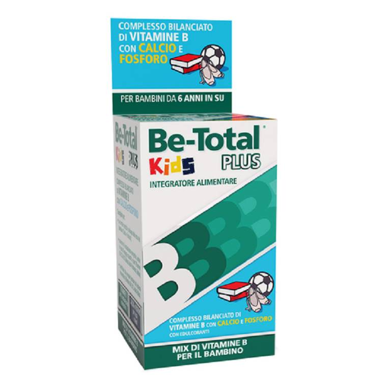 BETOTAL PLUS KIDS 30CPR