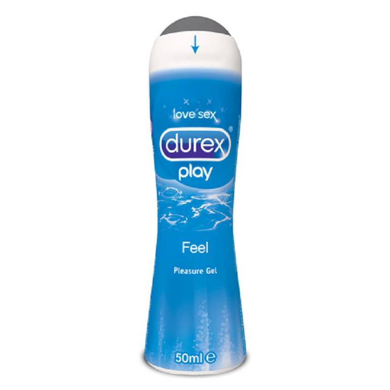 DUREX TOP GEL FEEL 50ML