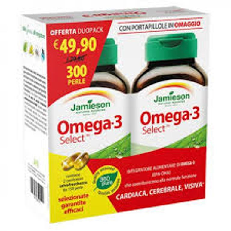 OMEGA 3 SELECT PROMO DUO PACK