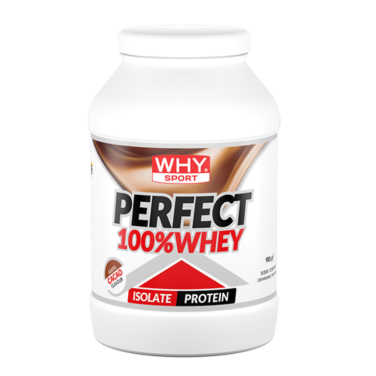 PERFECT 100%WHEY CACAO 900G