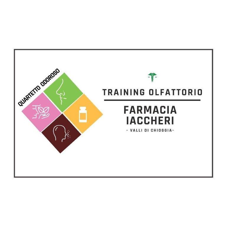 Quartetto Odoroso per il training Olfattorio