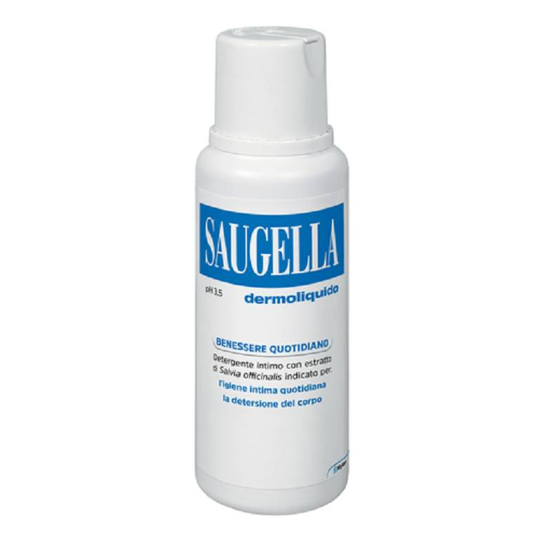 SAUGELLA DERMOLIQ PH3,5 250ML