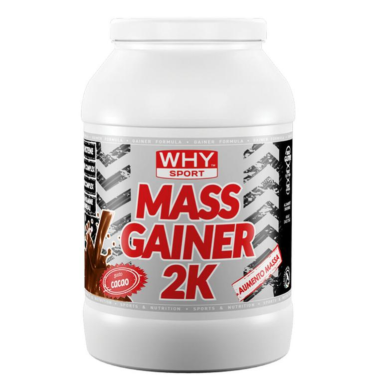 WHYSPORT MASS GAINER 2K CACAO