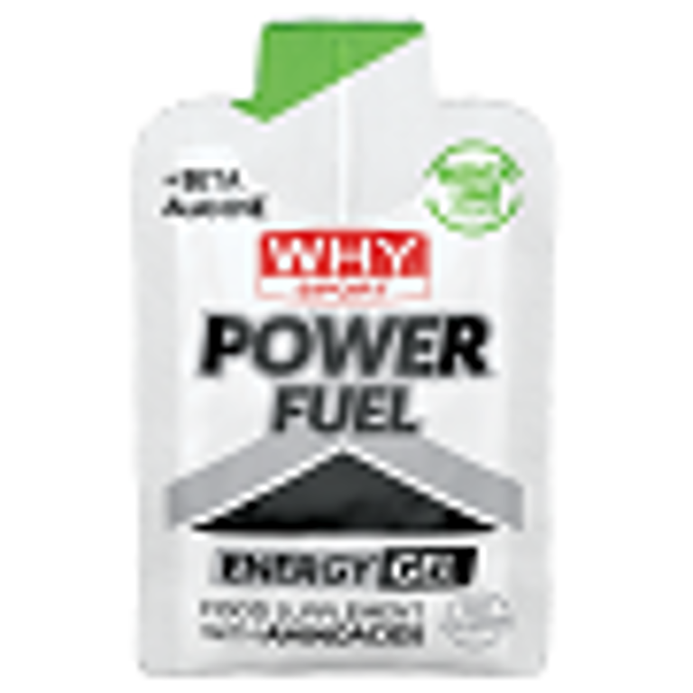 WHYSPORT POWER FUEL MENTA LIME